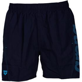 arena Fundamentals Arena Logo Short de bain Homme, navy/turquoise